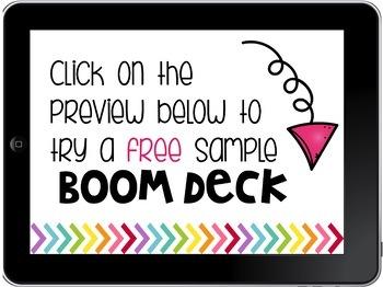 Boom Cards Reading CVC Words BUNDLE