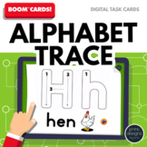 Digital Activity Remote Learning • Alphabet Trace Letters
