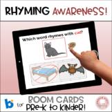 Boom Digital Cards:  Rhyming Identification