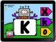 Boom Cards Robot Letter Match