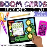 Boom Cards - Shamrock Ten Frames