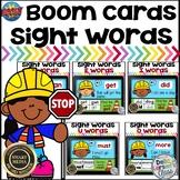 Boom Cards Sight Word Sentences