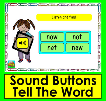 Boom Cards™ Sight Words Assessment 4: MULTIPLE CHOICE - Dolch Words Primer 67-92