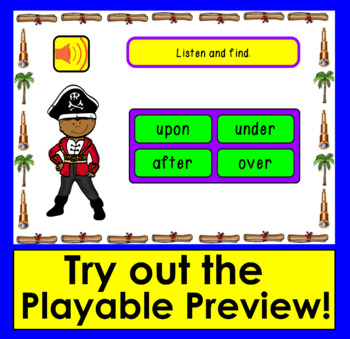 Boom Cards™ Sight Words Assessment 8 MULTIPLE CHOICE: 2nd Grade Dolch 157-179