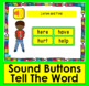 Boom Cards™ Sight Word Assessment 2: MULTIPLE CHOICE Dolch Words 21-40 PrePrimer