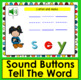 Boom Cards™ Sight Words Unscramble - Dolch Words 41-66 Primer - With Sound!