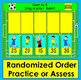 Boom Cards Skip Counting by 5 - Sports Theme - Digital Interactive Boom Cards™