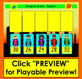 Boom Cards™ Skip Counting by 2 - Super Hero Theme - Digital Interactive