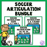Boom Cards Soccer Articulation Game for Initial Sounds