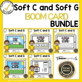Boom Cards Soft C and Soft G Bundle