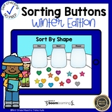 Boom Cards Sorting by Attribute Winter