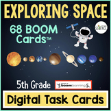 Boom Cards:  Space Science 5th Grade