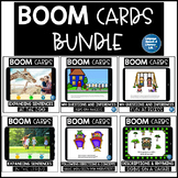 Boom Cards Speech Therapy  Language Activity Bundle    Dis