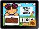 Boom Cards Spelling CVC Words - Happy Kids