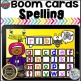 Boom Cards Spelling CVC Words