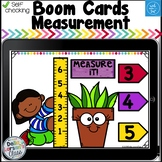 Boom Cards Spring Measurement
