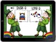 Boom Cards St. Patrick's Day Long and Short Vowel Sort