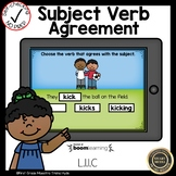 Boom Cards Subject Verb Agreement