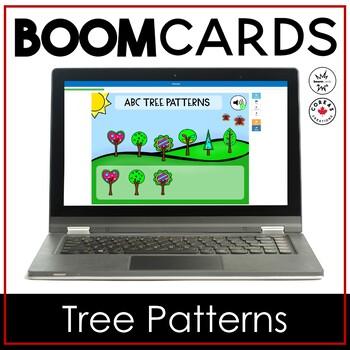 Boom Cards | Summer Tree Patterns