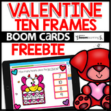Boom Cards Ten Frames up to 10 | Distance Learning
