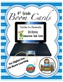 Boom Cards - Fractions to Decimals (Tenths)
