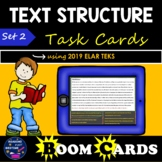 Boom Cards Text Structure Set 2