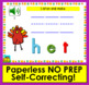Boom Cards™ Thanksgiving Theme:Sight Words Unscramble-Dolch Words 1-24 PrePrimer