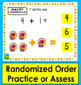 Boom Cards Thanksgiving Math Kindergarten Fact Fluency to 5 - Dancing Turkeys!
