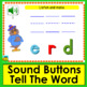 Boom Cards™ Thanksgiving Sight Words Unscramble - Dolch Words 21-40 PrePrimer
