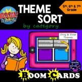 Boom Cards Theme Sort