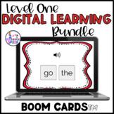 50% off!  Boom Cards- Ultimate Digital Learning Bundle: Level 1