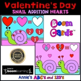 Boom Cards ™ Valentine's Addition Sums to 10