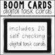 Boom Cards Verb Tenses