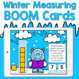 Boom Cards - Winter Measuring