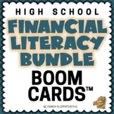 Boom Cards™ for Financial Literacy