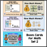 Boom Cards for Math Set 2