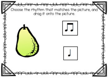 Boom Cards for the Music Room {Rhythm Bundle}
