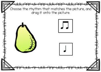 Boom Cards for the Music Room {Rhythm Bundle}