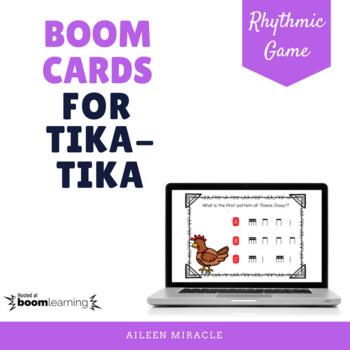 Boom Cards for the Music Room {Tika-Tika}
