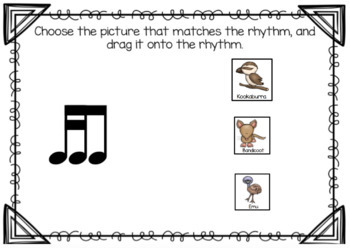 Boom Cards for the Music Room {Tika-ti}