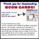 Boom CardsTM – L'article indéfini – Digital Task Cards