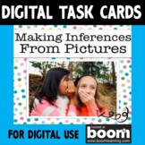 Boom Deck for Making Inferences From Pictures