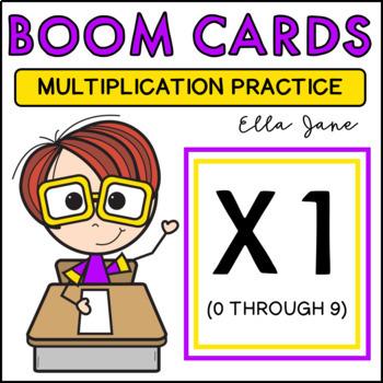 Boom Digital Flashcards x1