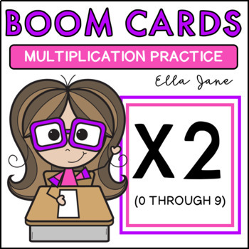 Boom Digital Flashcards x2