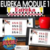 Boom Digital Task Cards Bundle - 3rd Grade Eureka Module 1