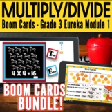 Boom Digital Task Cards Growing Bundle - 3rd Grade Eureka