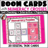 Boom Digital Task Cards ~ 120 Chart Numeracy