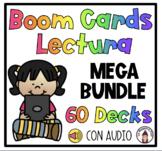 Boom Cards in Spanish-La colección extensa- Big Spanish Li