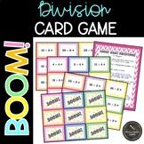 Boom! Division Card Game