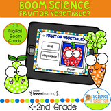 Boom Fruit or Vegetable Pack / Distance Learning